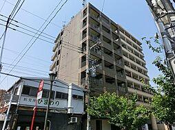 HILLS六ツ門[5階]の外観