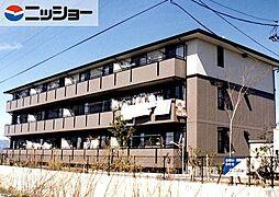 七郷パストラル[2階]の外観