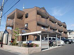 ラ・ベルジュールI[3階]の外観