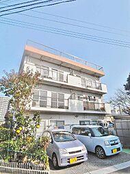 島津マンション[2階]の外観