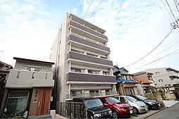 愛知県名古屋市中川区大畑町1の賃貸マンションの外観