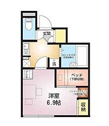 黒井駅 4.9万円