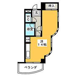 St・Crown[3階]の間取り