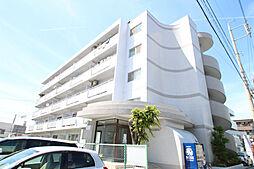 愛知県名古屋市天白区野並2丁目の賃貸マンションの外観