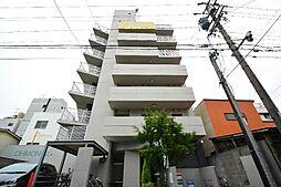 レーヴェK&M[4階]の外観
