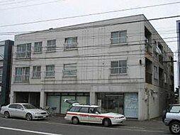 ドミ北都[3階]の外観