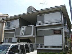 グリントピアS[2階]の外観