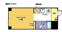 十日市場駅 3.8万円
