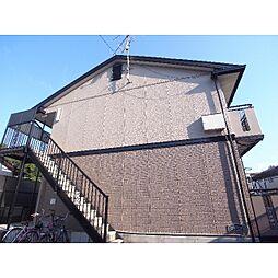奈良県天理市丹波市町の賃貸アパートの外観