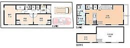 建物面積78.45平米、建物価格1600万円(税込)