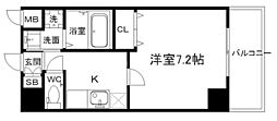 ASTIA新大阪3[8階]の間取り