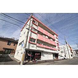 兵庫県神戸市北区鈴蘭台東町1丁目の賃貸マンションの外観