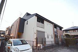 兵庫県伊丹市中野北3丁目の賃貸アパートの外観