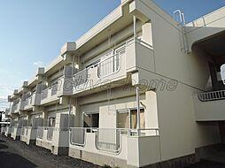 ルミエール本宿壱番館[1階]の外観
