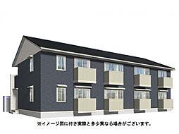 (仮)D-room西本町 B棟[202号室]の外観