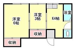 ダイフクホーム住宅センター[3階]の間取り