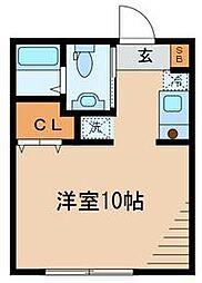花小金井駅 6.4万円