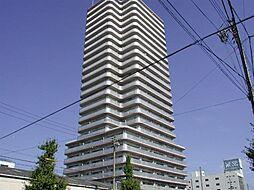 アンビックス志賀ストリートタワー[8階]の外観