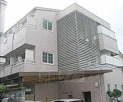 京都府京都市右京区西京極東衣手町の賃貸マンションの外観