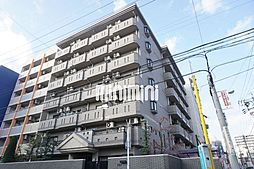 ノーブルハウス吉田[7階]の外観