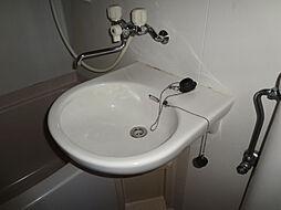 倉本ハイツの洗面台