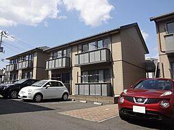 メゾン八山田A[101号室号室]の外観