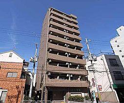 京都府京都市上京区北兼康町の賃貸マンションの外観