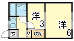 板宿駅 2.7万円
