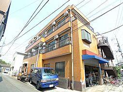 東京都足立区中央本町5丁目の賃貸マンションの外観