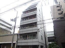 大阪府大阪市中央区瓦屋町2丁目の賃貸マンションの外観