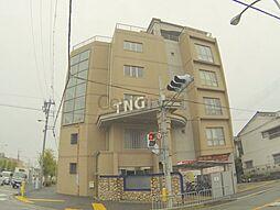 大阪府池田市天神2丁目の賃貸マンションの外観