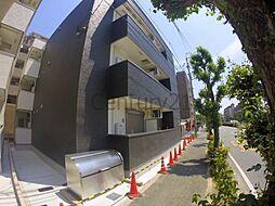 フジパレス天神2番館[1階]の外観