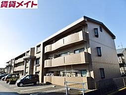 三重県四日市市大井手2丁目の賃貸マンションの外観
