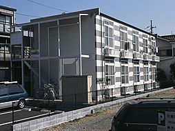 東京都町田市南町田3丁目の賃貸アパートの外観