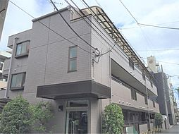 神奈川県川崎市中原区丸子通2丁目の賃貸マンションの外観