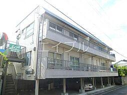 宇田見ハイツ[3階]の外観