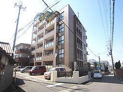 大阪府泉佐野市鶴原2丁目の賃貸マンションの外観