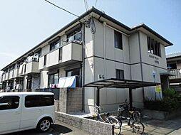 宮崎県宮崎市大字島之内の賃貸アパートの外観