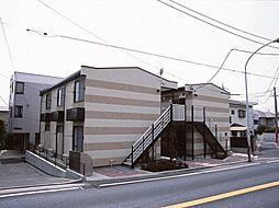 神奈川県川崎市多摩区堰1の賃貸アパートの外観