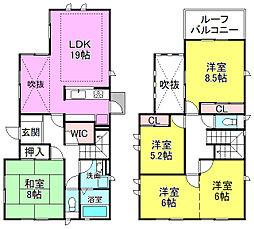 京王永山駅 4,490万円