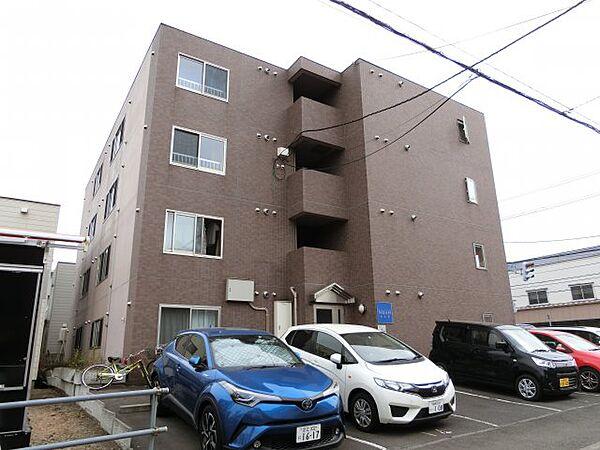 ステージノア東札幌[102号室]の外観