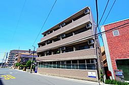 シャインハイツ秋津[4階]の外観