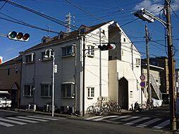 綱島グレイス[205号室]の外観