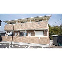 三重県鈴鹿市野辺1丁目の賃貸アパートの外観