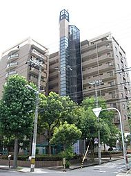 大阪府大阪市鶴見区今津中2丁目の賃貸マンションの外観