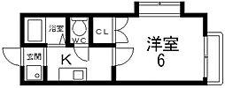 MOCヴィレッジ[2階]の間取り