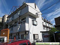 大阪府富田林市甲田3丁目の賃貸マンションの外観