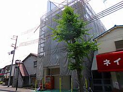 MGマンション[3階]の外観