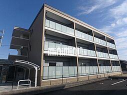 愛知県名古屋市港区東茶屋2の賃貸アパートの外観