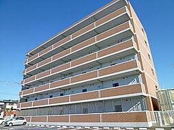 滋賀県草津市野村8丁目の賃貸マンションの外観